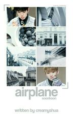 airplane | s.hoon by creamyshua