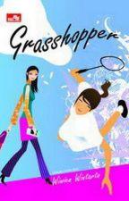Grasshopper by wiwienwintarto
