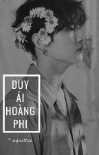 [ Khải Thiên ] Duy Ái Hoàng Phi by PacJinJin