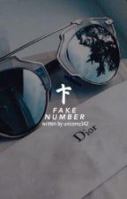 fake number ⇴ raura  by unicornz324