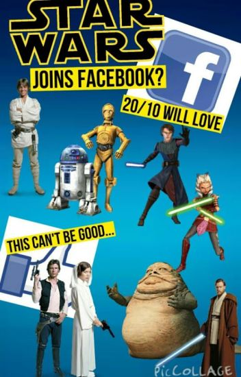 Star Wars Joins Facebook