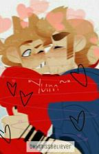 Tord X Tom {Yaoi!!} by OhhMissBeliever