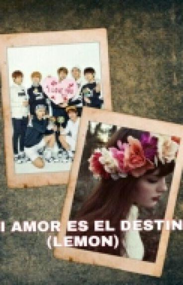 Mi Amor Es El Destino  (LEMON BTS)