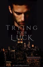 Trying Your Luck | Guy Berryman by arcoiriscosmico