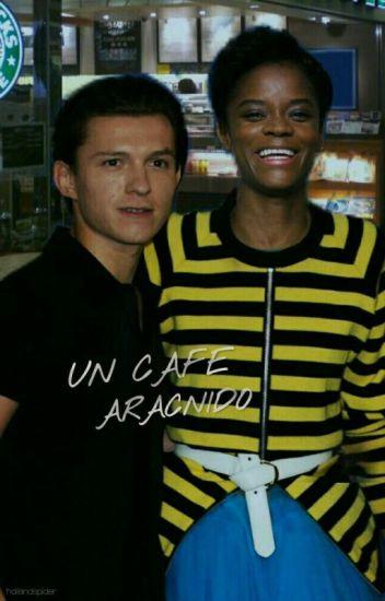 Un Café Arácnido ↑ Peter Parker