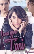 I love you Tini❤ by dominique213