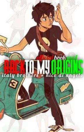 Back to my Origins • Italy Brothers + Nico di Angelo  by OfficialBookOwl