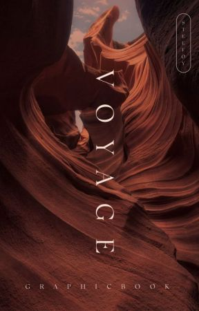 VOYAGE - A Graphic Book by steefoy