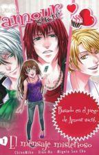 Manga De Corazón De Melón || Tomo 1|| El Mensaje Misterioso by MikArminRoss
