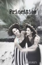 Priorities (Stally Fanfic) by LilBevMary