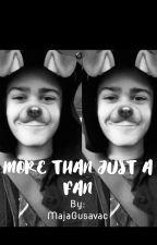 More Than A Fan (JD FANFIC) by MajaGusavac