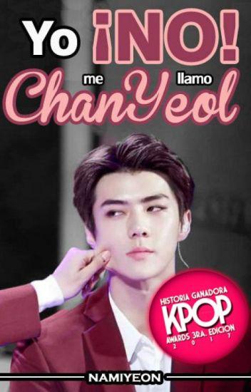 Yo ¡NO! me llamo ChanYeol [SeBaek] ©.