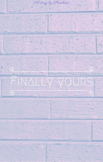 『Finally yours』 • myg+jjk  ⊱terminé⊰