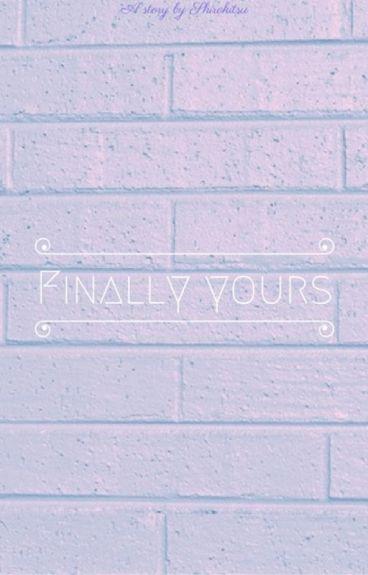 """Finally yours"" • YoonKook"