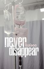 Never Disappear ✲ Kaisoo by unlessitrains