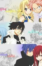 Les Servantes(fanfiction Fairy Tail) by missitshiyo
