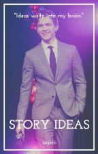 [C] Story Ideas :legilimens ✔ by aishii-