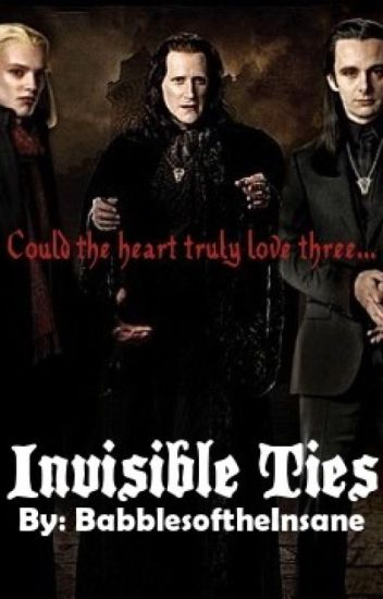 Invisible Ties (Three Kings Romance)
