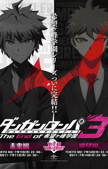 Danganronpa 3 Anime Reactions