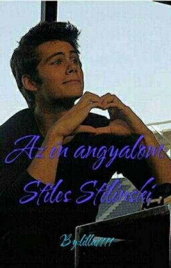 Az Én Angyalom Stiles Stilinski