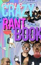 Rant book d'une fangirls folle et Larry shipper  by ambre0907