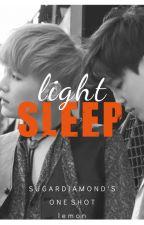 Light Sleep [Yoonmin-One Shot]  by Sugar-Diamond