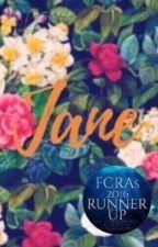 Jane• [ A Modern Day Tarzan] • #FCRAS  by dalainasdreams
