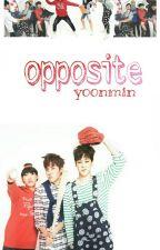 Opposite » yoonmin by -jibootygotjams
