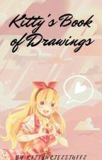Kitty's Drawing book by KittyWritezStuffz