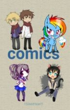 Comics by 1SilverHeart1