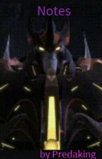 Notes by Comments_Predaking