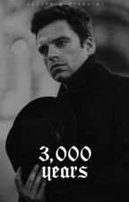 3,000 Years || A.SUMMERS by solitary-disaster