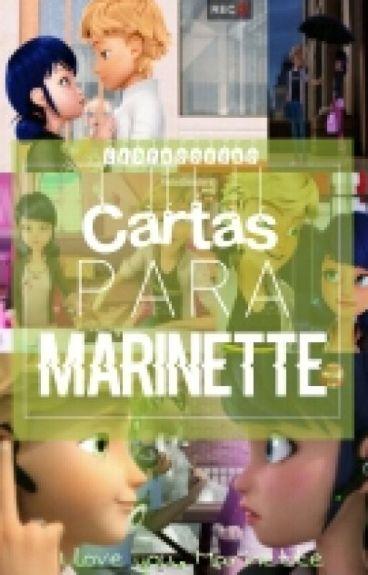 ~Cartas para Marinette~