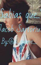Sabías Que?... Jacob Sartorius by impameee