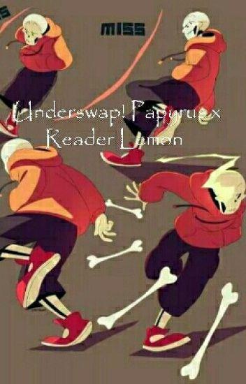 Werewolf Underfell Papyrus X Reader Lemon