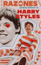 RAZONES PARA AMAR A HARRY STYLES by stylestest