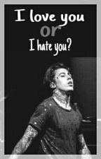 ¿I love you or I hate you? Ronnie Radke Y Tu by SweetVenomBlack