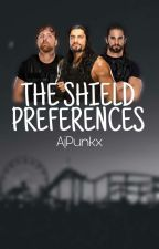 The Shield Preferences by AjPunkx