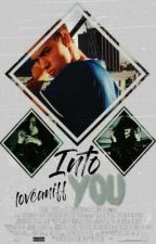 into you ❀ taylor caniff by lovcaniff