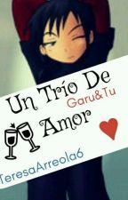 Un Trio De Amor (Garu Y Tu +Pucca) by TeresaArreola6