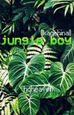 Jungle Boy ||kagehina|| by hqheaven