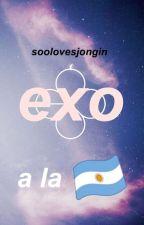 EXO a la Argentina by soolovesjongin