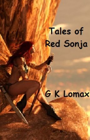 Tales of Red Sonja by Lomax343