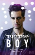 Testosterone Boy (Brendon Urie) by MidnightBlueHeart