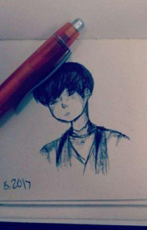 Me Drawings  by dinosaur1556