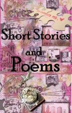 Short Stories and Poems by Sandy-Jade
