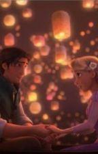 Rapunzel & Flynn Rider (Eugene) by annekosher