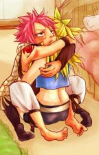 Natsu Et Lucy L'amour  by smile12y