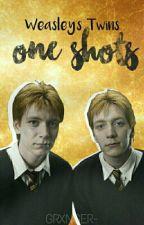 Weasley's Twins»one shots by grxnger-