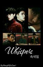 Whispers 속삭임  by DannyEXOeLement